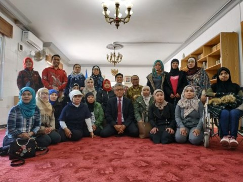 17 TKW Dipulangkan dari Yordania melalui Program Amnesti