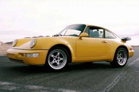 Porsche 911 S 1975 Adopsi Jantung Mekanis Truk GM LS6