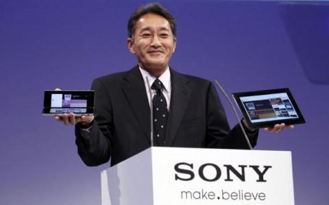 Bos Sony Kazuo Hirai Mengundurkan Diri