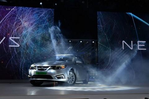 Ambisi Besar Grup Otomotif Tiongkok Soal Mobil Listrik