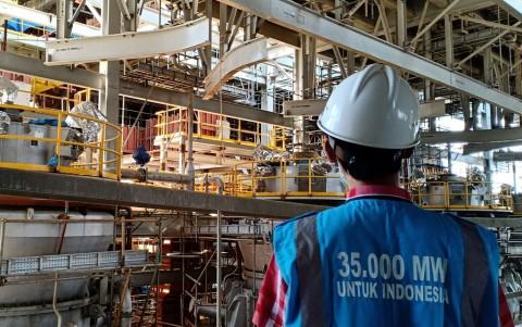 Proyek PLTU Lontar Extension Siap Beroperasi September 2019