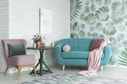 5 Tren <i>Wallpaper</i> 2019 Versi Desainer Interior