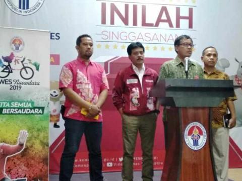 Gowes Nusantara 2019 <i>Start</i> dari Kota Padang 31 Maret