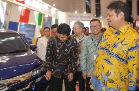 Lecut Gairah Industri Otomotif Awal Tahun di GIIAS Surabaya