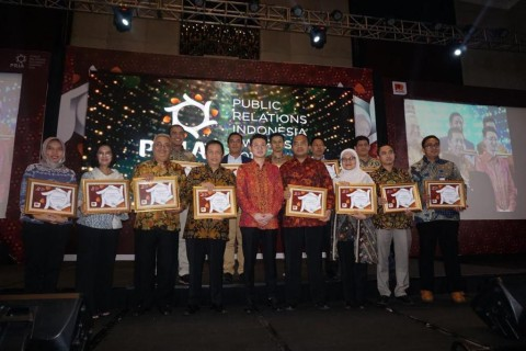 Pupuk Indonesia Grup Sabet 17 Penghargaan PR Awards
