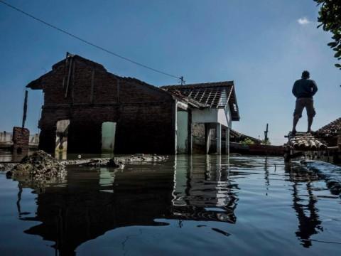 PBB: Permukaan Laut Capai Titik Tertinggi Rekornya Tahun Lalu