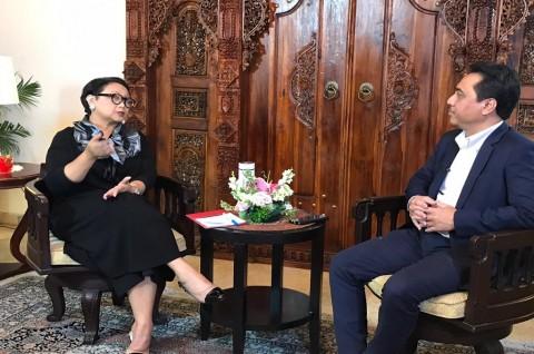 Menlu Retno Tegaskan Siti Aisyah Didampingi Sejak Hari Pertama