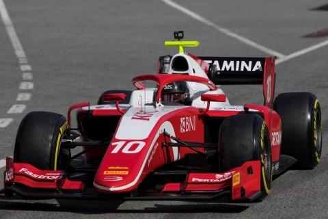 Lompatan Besar Dibuat Sean Gelael di Babak Kualifikasi F2 Bahrain