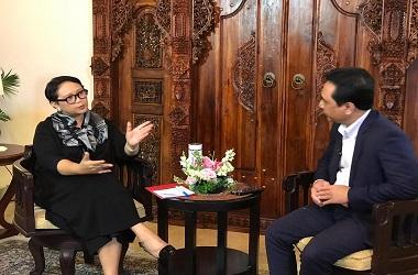 Tiga Fokus Diplomasi Indonesia untuk 5 Tahun ke Depan
