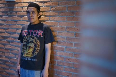 Irvan Sembiring Bicara Peluang Kembalinya Rotor dan Pengharaman Musik