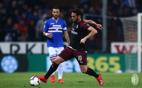 Donnarumma Buat Milan Dikalahkan Sampdoria