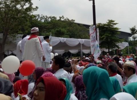 Ma'ruf Amin Yakin Warga Jakarta Tak Termakan Hoaks dan Fitnah