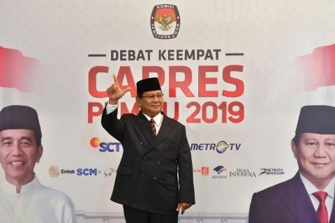 Prabowo Dinilai Rendahkan Bangsa Indonesia