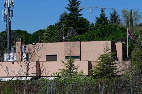 Korut Sebut Perampokan di Kedubes Madrid 'Serangan Teror'