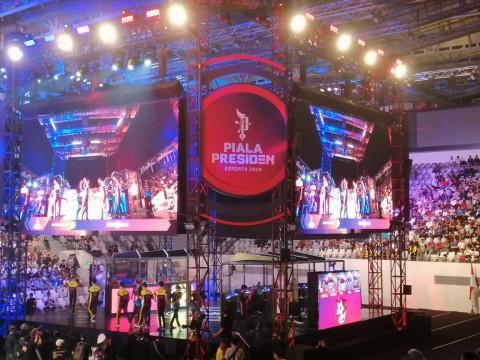 Menang Piala Presiden, Onic Esports Dapat Rp400 Juta