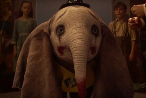 Raup Rp1,6 Triliun, Dumbo Pimpin Box Office Dunia