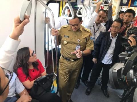 Alasan DKI Diskon 50% Tarif MRT