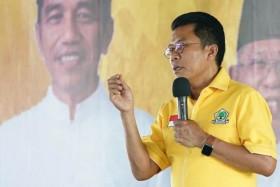 Misbakhun Ajak Warga Tapal Kuda Pilih Jokowi