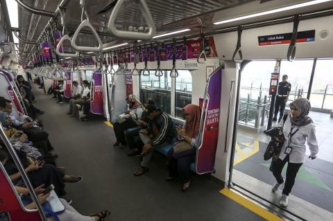 Tarif MRT Diskon 50 Persen Selama April