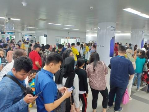 Warga Kritik MRT Jakarta