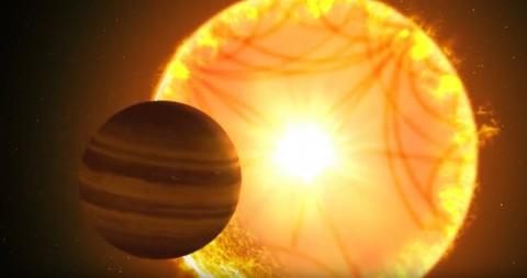 NASA Temukan Planet Mirip Saturnus