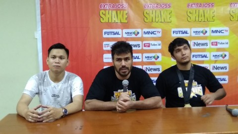 Masyarakat Nantikan Kiprah Vamos Mataram di Liga Champions Futsal
