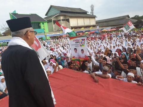Kiai Ma'ruf Kembali Kunjungi Madura, Lombok dan Jabar