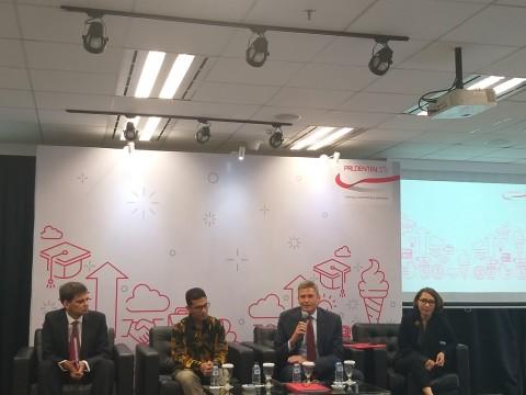 Prudential Indonesia Raih Pendapatan Premi Rp25,4 Triliun di 2018