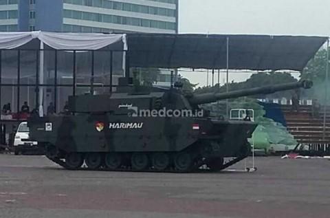 Indonesia Menuju Revolusi Pertahanan 4.0