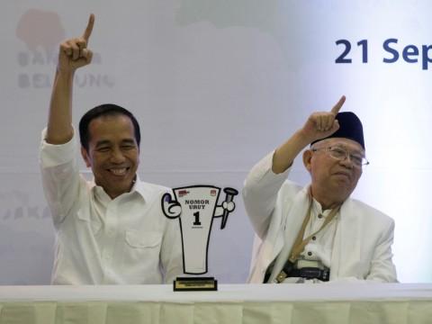 Jokowi: Jangan Menakuti Rakyat dan Pemerintah