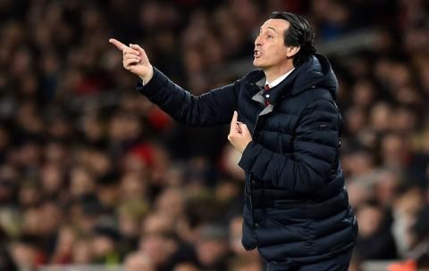 Arsenal Tembus Empat Besar, Emery Tidak Jemawa