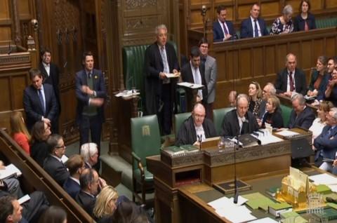 Parlemen Inggris Kembali Tolak Semua Alternatif Brexit