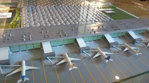 Pembangunan Bandara NYIA Mencapai 90 Persen