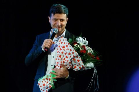 Volodymyr Zelensky, Komedian yang Raih Suara Terbanyak di Pilpres Ukraina