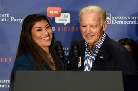 Joe Biden Diserang Isu Pelecehan Perempuan