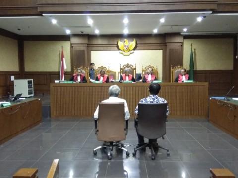 Sidang Tuntutan Legislator Sumut Ditunda karena <i>Stroke</i>