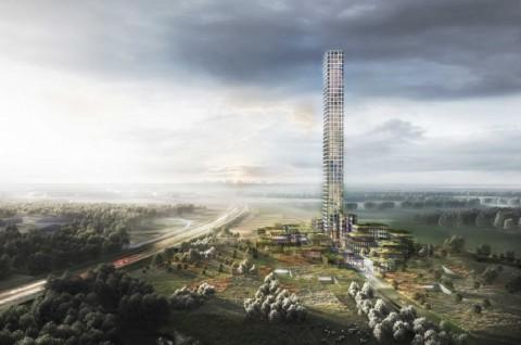 Menara Tertinggi Eropa akan Dibangun di Denmark