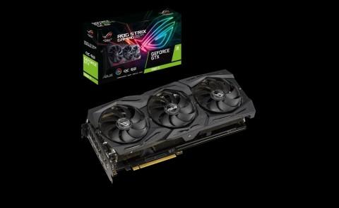 ASUS ROG Strix GTX 1660 Ti 6G Gaming OC, Luar Biasa Tanpa RTX