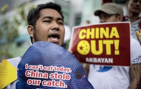 Filipina Protes 275 Kapal Tiongkok di Laut China Selatan