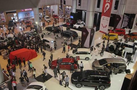 Industri Otomotif Pemanasan di GIIAS Surabaya