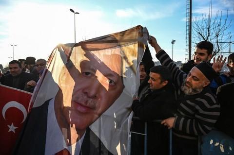 Partai Erdogan Kalah di Pilkada Istanbul dan Ankara