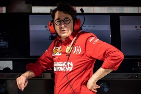 Ferrari tidak Khawatir Gagal di Bahrain