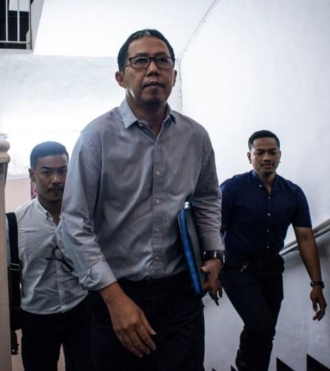 Berkas Joko Driyono Dilimpahkan ke Kejagung