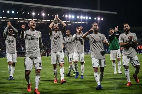 Juventus Permalukan Cagliari