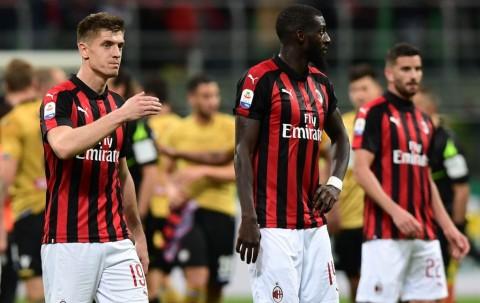 Tampil Dominan, Milan Ditahan Imbang Udinese