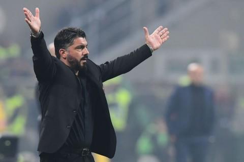 Komentar Gattuso Usai Milan Ditahan Imbang Udinese