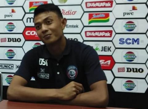 Dedik Setiawan Berpeluang Jadi Top Skorer Piala Presiden 2019
