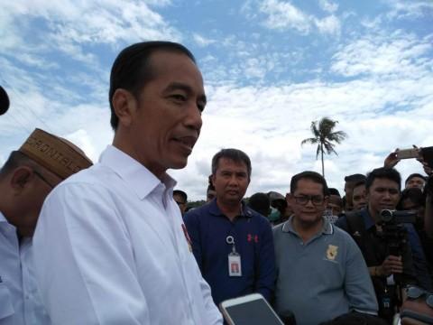 Jokowi Dorong Modernisasi Industri Pertanian