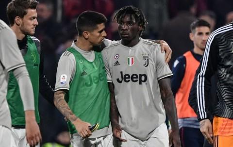 Cara Kean Melawan Ejekan Rasialisme Fan Cagliari