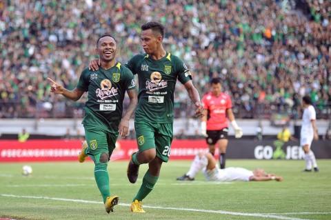 Persebaya Bungkam Madura United
